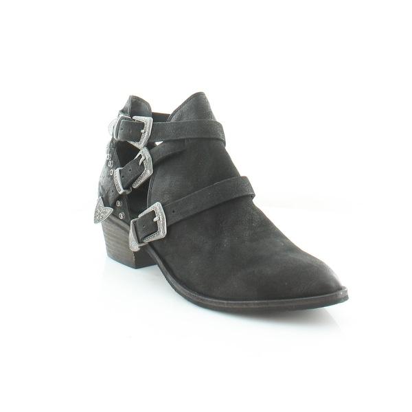 Dolce Vita Spur Women's Boots Black
