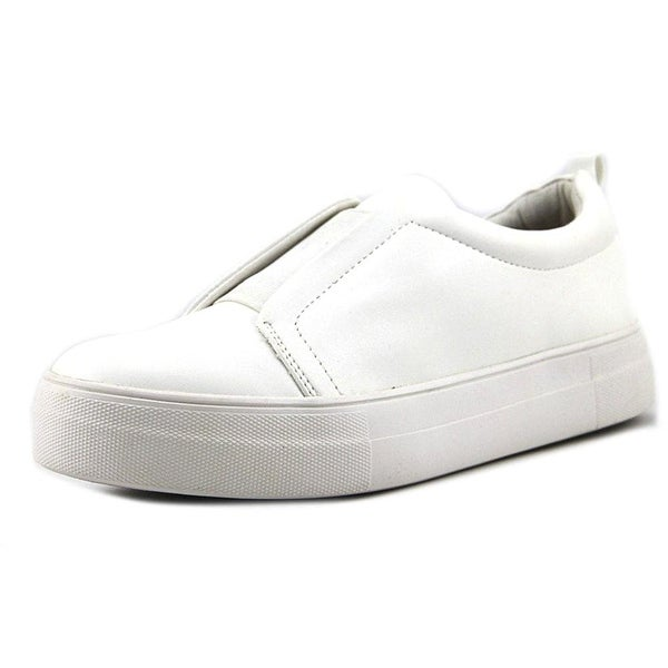Steve Madden Womens Goals Low Top Slip On Fashion Sneakers