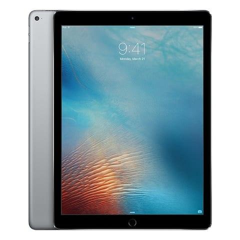 Refurbished 12.9-inch Ipad Pro Wi-Fi 32GB - Space Gray - Space Gray