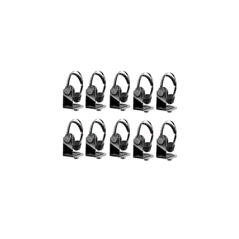 Plantronics Voyager Focus UC B825 Bluetooth Enabled Headset (10-Pack)