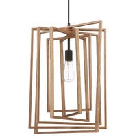 """Craftmade 45093 Cube Single Light 17"""" Wide Pendant"""