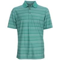 Ashworth Ombre Stripe Polo Golf Shirt