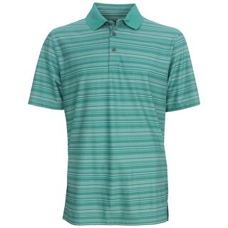 Ashworth Ombre Stripe Polo Golf Shirt (5 options available)