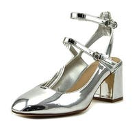 Aldo Womens Pergine Closed Toe Ankle Strap Classic Pumps