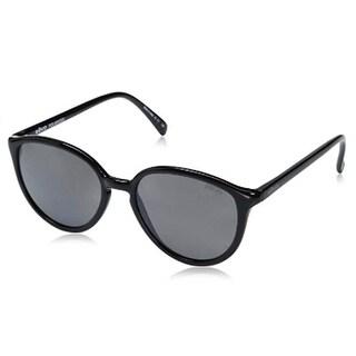 Revo Eyewear Sunglasses Greison Shiny Black with Polarized Graphite Lenses