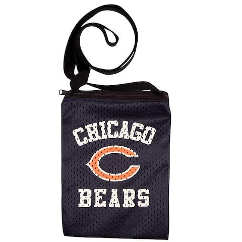 "Chicago Bears Game Day Pouch - 6.25"" x 8.5"""