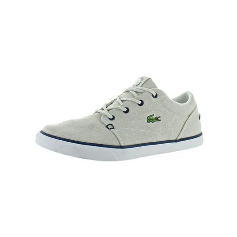 4048c281d Lacoste Mens Bayliss 118 3 Casual Shoes Ortholite Low-Top