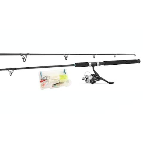 Ready 2 fish r2f3-st/s r2f3 striper spn com w/kit