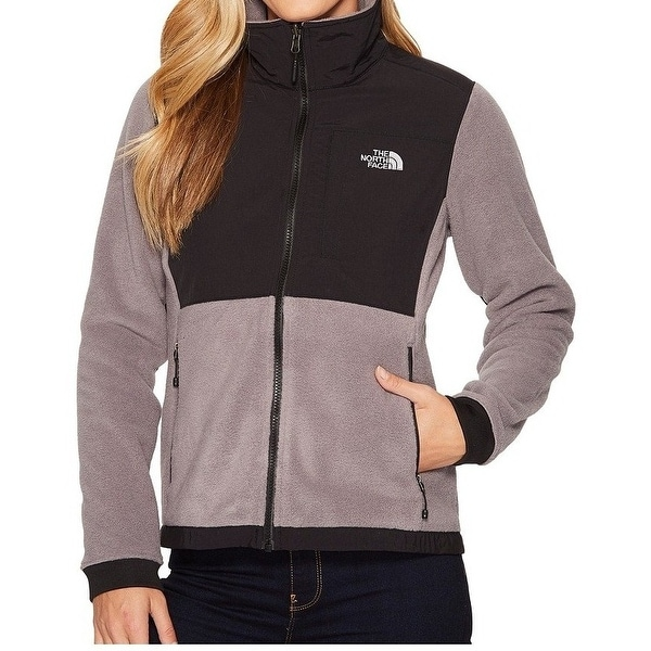 4ff0172520c The North Face NEW Gray Women  x27 s Size 3X Plus Colorblock Fleece Jacket