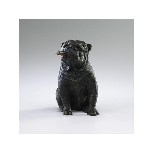"""Cyan Design 2295 5.5"""" Mini Bulldog - old world - N/A"""