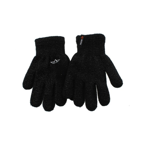 Celtek Womens Circuit Everyday Gloves Knit Ribbed Trim - S/M