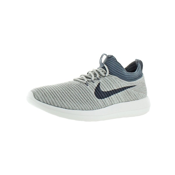 3bd087efb922 Nike Womens Roshe Two Flyknit V2 Running Shoes Lightweight Breathable - 7  medium (b