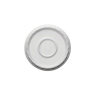 "Ekena Millwork CM16MD 16.5"" Wide Medea Ceiling Medallion"