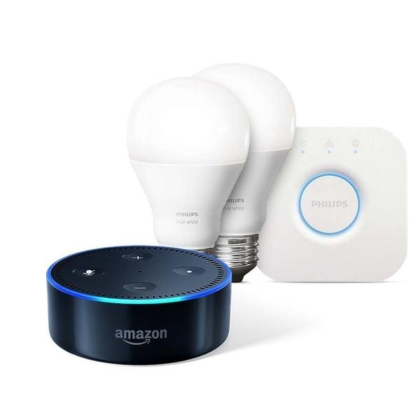 Amazon Fulfillment Services - Echo Dot - Black 3 Pack