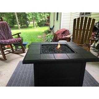 Top Product Reviews For Uniflame Ceramic Tile Lp Gas Fire