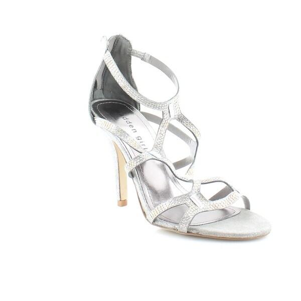 Madden Girl Digitize Women's Heels Silver