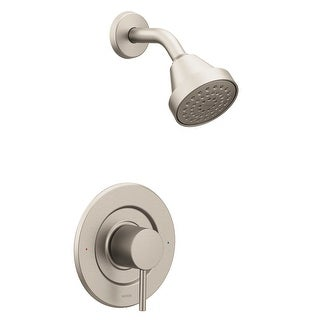 Moen T2192EP  Single Handle Posi-Temp Pressure Balanced Shower Trim with 1.75 GPM Shower Head from the Align Collection (Less