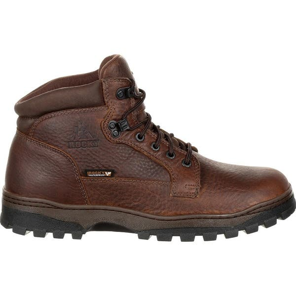 wholesale online best website new high quality Shop Rocky Outback Plain Toe GORE-TEX® Waterproof Outdoor Boot ...