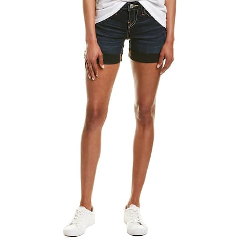 True Religion Jayde Wicked Navy Classic Short