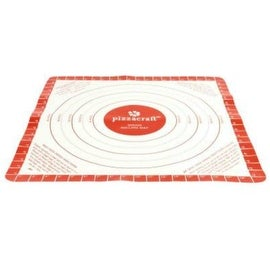 Pizzacraft PC0408 Dough Rolling Mat, Silicone