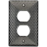 Atlas Homewares MANPOP Mandalay Outlet Plate - N/A