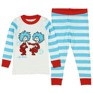 Intimo Boys' Dr. Suess Thing 1 Thing 2 Pajamas|https://ak1.ostkcdn.com/images/products/is/images/direct/ed3c09406011f1626a1bb408b650256abe2b9210/Intimo-Boys%27-Dr.-Suess-Thing-1-Thing-2-Pajamas.jpg?impolicy=medium