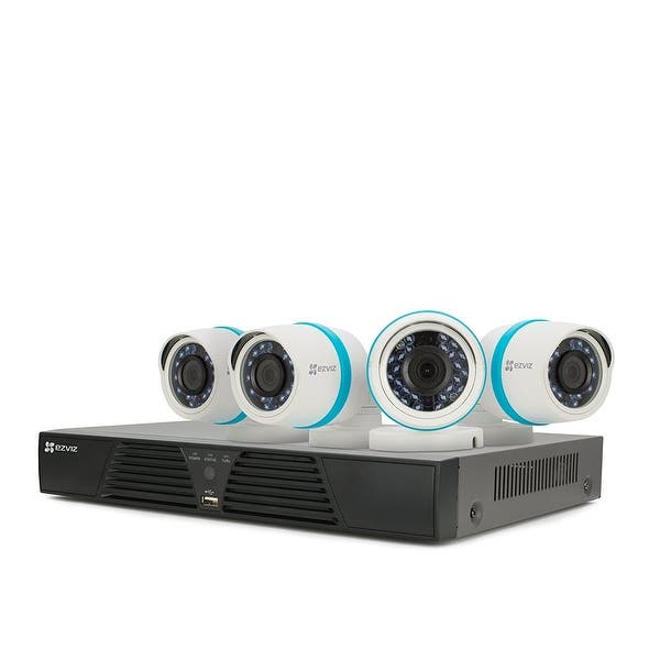 Shop Ezviz Outdoor 1080P Ip Poe Video Security Surveillance System