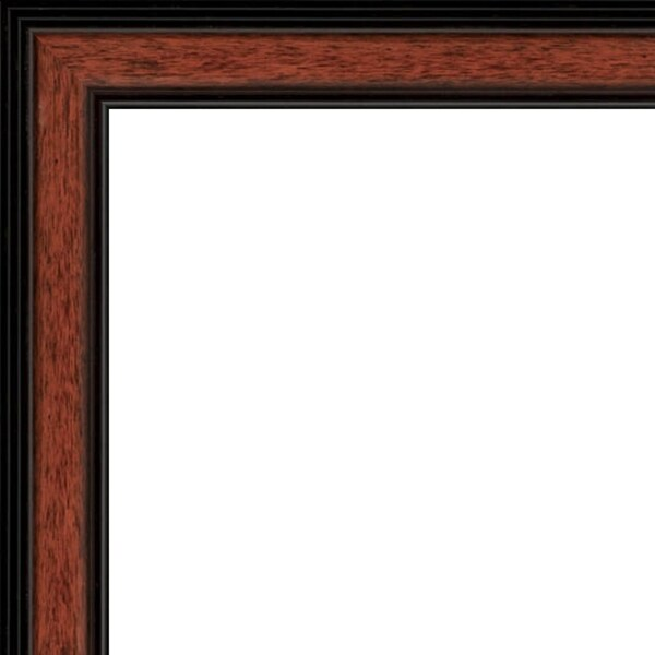Picture Frame Moulding (Wood) - Traditional Walnut Finish - 1.25 ...