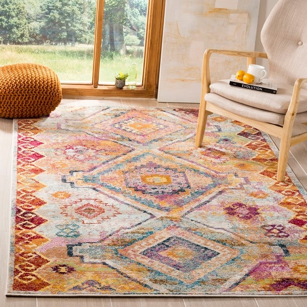 Safavieh Savannah Kokkie Boho Oriental Polyester Rug