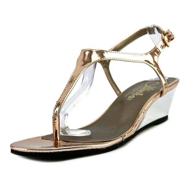 Callisto Spring Women Rose Gold Sandals
