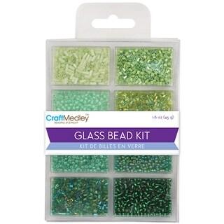 Glass Bead Kit 45g-Going Green