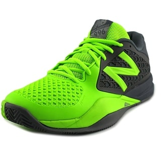 New Balance MC996 Round Toe Synthetic Tennis Shoe