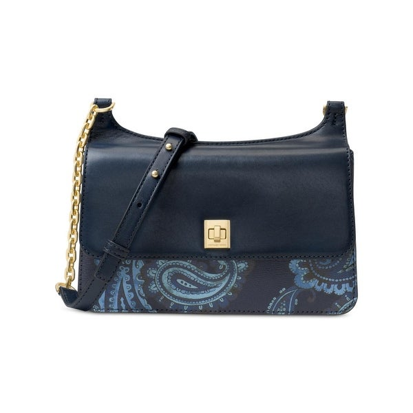 02d552cfcdaeda Michael Kors Womens Natalie Crossbody Handbag Leather Paisley - small.  Click to Zoom