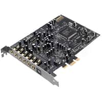 Creative Labs Sound Card 30SB155000001-US SB1550 Sound Blaster Audigy RX Bulk