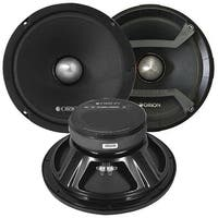"""Orion Cobalt 6.5"""" Midrange Speakers With Grills Sold Pairs 1000W Max"""