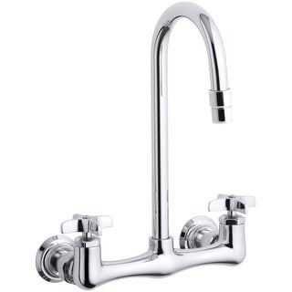Kohler K-7320-3 Triton utility sink faucet with cross handles