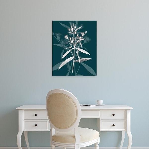 Easy Art Prints James Burghardt's 'Jewel Stems I' Premium Canvas Art