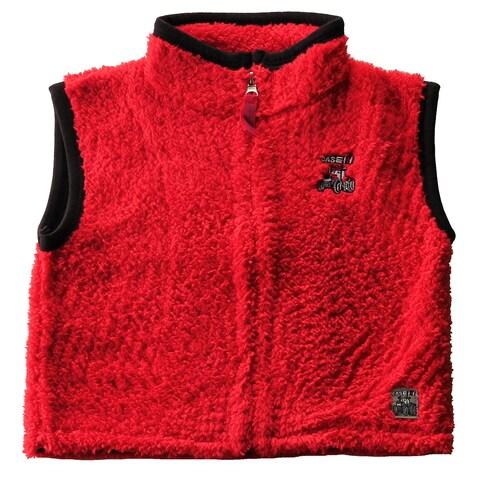 Case IH Infant Shaggy Sherpa Vest