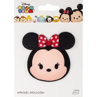 Disney Tsum Tsum Iron-On Applique-Minnie Mouse