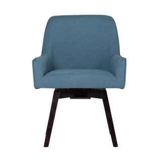 Offex Spire Swivel Chair - Baltic