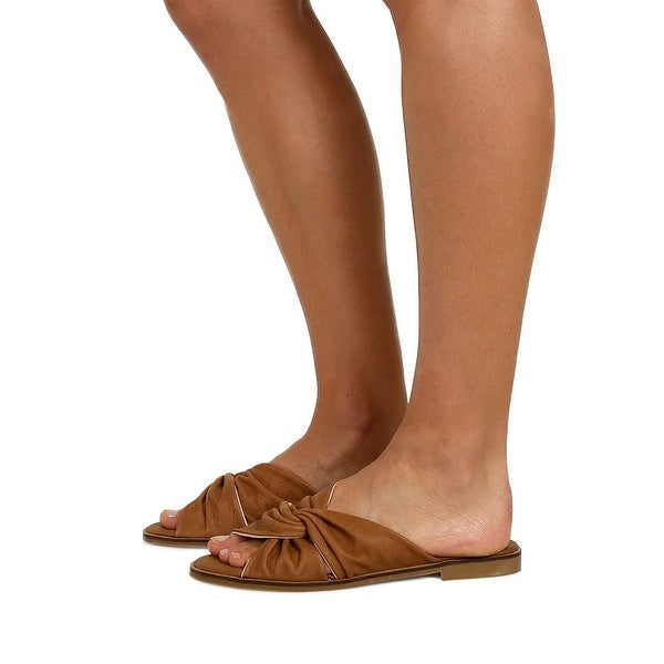 Matisse Womens relax Pointed Toe Casual Slide Sandals