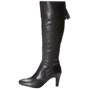 Bandolino Women's Westside Knee High Leather Boots