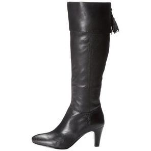Bandolino Women's Westside Knee High Leather Boots