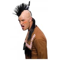 Mohawk Wig Adult Costume Accessory