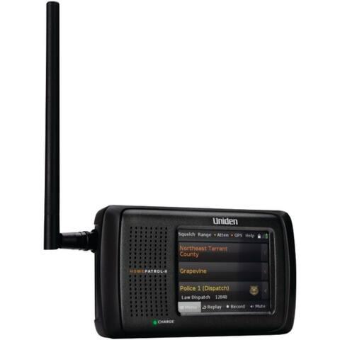 UNIDEN HomePatrol-2 HomePatrol(TM) 2 Handheld Scanner
