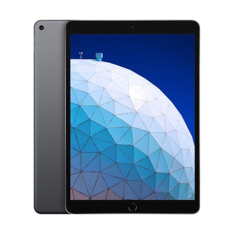 Apple iPad Air MD785LL/A (16GB, Black with Space Gray) (Refurbished)