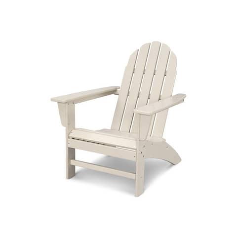 POLYWOOD Vineyard Outdoor Adirondack Chair