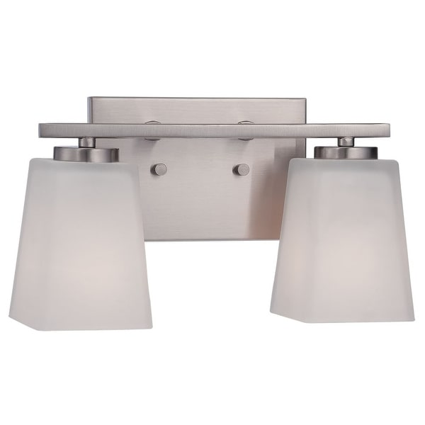 Millennium Lighting 292 Spalding 2 Light Bathroom Vanity Light