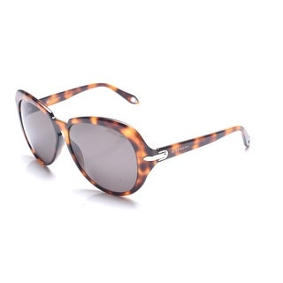 Givenchy Women's Oversized Sunglasses Tortoise - Small