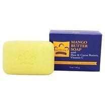 Nubian Heritage Bar Soap Mango 5-ounce